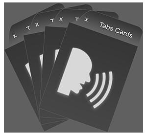 tabs board logo
