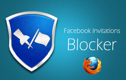 Facebook Invitations Blocker addon 440
